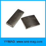De krachtige Magneten van het Segment van de Boog van het Neodymium voor de Generator van de Magneet