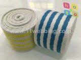 La couleur binaire a barré l'approvisionnement de marchandises d'endroit de sangle de coton de polyester