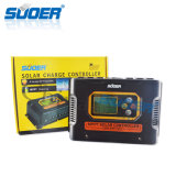 Controlador solar solar da carga do controlador 12V 24V 30A MPPT de Suoer (SON-MPPT-30A)