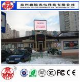 Panneau de location léger imperméable à l'eau extérieur polychrome de bonne qualité d'Afficheur LED de P6 SMD