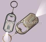 Kundenspezifischer Metallflaschen-Öffner mit buntem Firmenzeichen