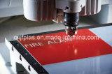 Hoja de plástico ABS de corte por láser y grabado