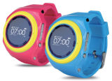 El reloj del GPS para los cabritos/la configuración mayor de la seguridad-Zona puede hacer llamadas
