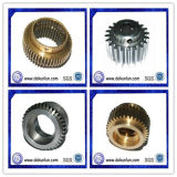 Custom Small Metal / Plastic Worm Gear
