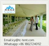 20X30m drapiert romantisches das Säubern-Zelt für 300-500 Leute mit Stühlen und