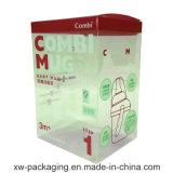 China, das Plastikkasten für das Geschenk-Blasen-Verpacken faltet