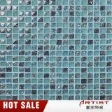 Venta caliente piscina crujido del cristal de mosaico