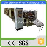 Wuxi computerisierte den automatischen Multiwall Papierbeutel, der Maschine herstellt