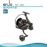 O giro seleto do pescador/reparou o carretel do equipamento de pesca do carretel (SFS-SM700)