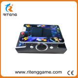 Mini macchina della galleria del cocktail dello schermo dello spingitoio verticale della moneta con 60 giochi