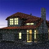 Neues konzipiertes geformtes Laserlicht-Projektor-Licht-Schneefall-Licht mit HF-entfernter Station