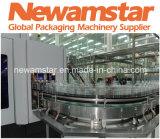 Het Vullen van de Drank van het Type van Newamstar Automatische Roterende Functionele Machines