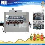 Linha de empacotamento da máquina de enchimento do petróleo do alimento da alta qualidade