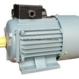 Алюминиевый хороший охлаждая электрический двигатель бега 132kw конденсатора трехфазный
