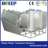 Het mobiele Systeem van de Behandeling van afvalwater voor de Behandeling van het Water van het Afval
