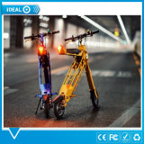مدينة رخيصة خضراء يطوي كهربائيّة [سكوتر] درّاجة مدينة كلاسيكيّة درّاجة كهربائيّة مع تصديق