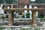 Tableau d'Européen de Tableau de marbre de Tableau de jardin