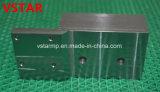 Peça de usinagem CNC para peça de repouso UAV aeroespacial de alta precisão