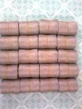 編まれたフィルター金網を編むかぎ針編み