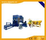 Máquina de fabricación de ladrillo sólido de Atparts con la certificación del Ce