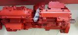 KAWASAKI K3V112DTK termina la pompa hydráulica para KOMATSU (PC200-6/7)