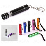 Indicatore luminoso telescopico del LED Keychain (72-1K0826-1)