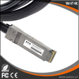 QSFP-4SFP10G-CU1M Compatible 40GBASE-CR4 QSFP a 4 10GBASE-CU DAC Cable multiconector 1M