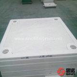La meilleure presse manuelle de filtre hydraulique avec le type de plaque et de plaque de bâti