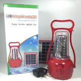 Lanterna solare portatile impermeabile esterna di Mergency LED per accamparsi