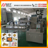 Automática Packaging Food & Machine Embalaje para Biscuit / torta / Pan / Cookies / rodillo suizo / Chocolate Bar (Zp320)