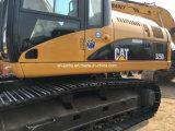 猫325dl油圧トラック掘削機の/Caterpillar元の2012yearによって使用される(325DL)の掘削機