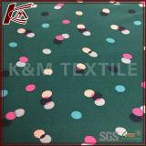 ткань сатинировки Twill 16mm чисто напечатанная шелком Silk для Silk шарфа