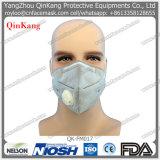Лицевой щиток гермошлема Niosh N95 активно респиратора от пыли углерода Valved защитный