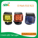 CREE Hanma da barra clara de condução do diodo emissor de luz para o caminhante das noites de Vehicels dos Crees dos carros