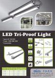 IP65 18W Triproof MWセンサー接続可能な産業LEDのライト
