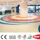 De violette Stevige VinylBevloering van de Vloer van pvc Mr1005 van de Kleur Roze Commerciële voor Huis 3.2mm van de Toonzaal van de Kleuterschool met Ce- Certificaat