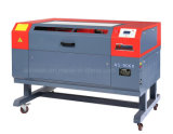 Estaca do laser de Eks e máquinas de gravura