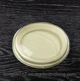 Caixa de empacotamento da bolha leve pequena do bolo de queijo