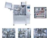 Enchimento da pasta da câmara de ar e máquina automáticos da selagem para a câmara de ar do metal de China