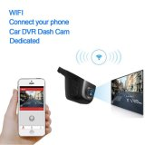 De Visie van de nacht met van WiFi en g-Sensor Auto DVR