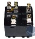 Relé eletromagnético do ventilador da capacidade do interruptor do poder superior 16A