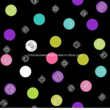 100%Polyester druckte geometrisches Set Pigment&Disperse Gewebe für Bettwäsche-Set