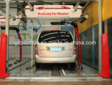 Машина мытья автомобиля закрутки типичная полуавтоматная