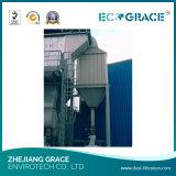 Macchina automatica del filtrante della cartuccia del sistema industriale di alluminio del collettore di polveri