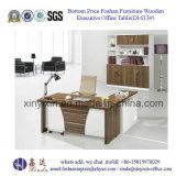 Tabela de madeira do escritório executivo de mobília de escritório da fábrica de Foshan (D1613#)