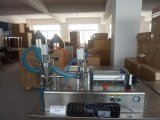 Máquina de embotellado manual semi automática del agua