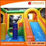 遊園地(T1509)のための膨脹可能な跳躍の警備員のおもちゃ