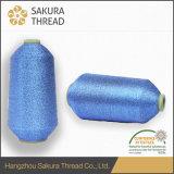 뜨개질을 하는 피복을%s RoHS 표준 금속 스레드