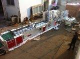 機械を作る自動熱い切断のPEのジッパーのポリ袋