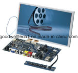 Касание модуль LCD открытой рамки 7 цифров дюйма